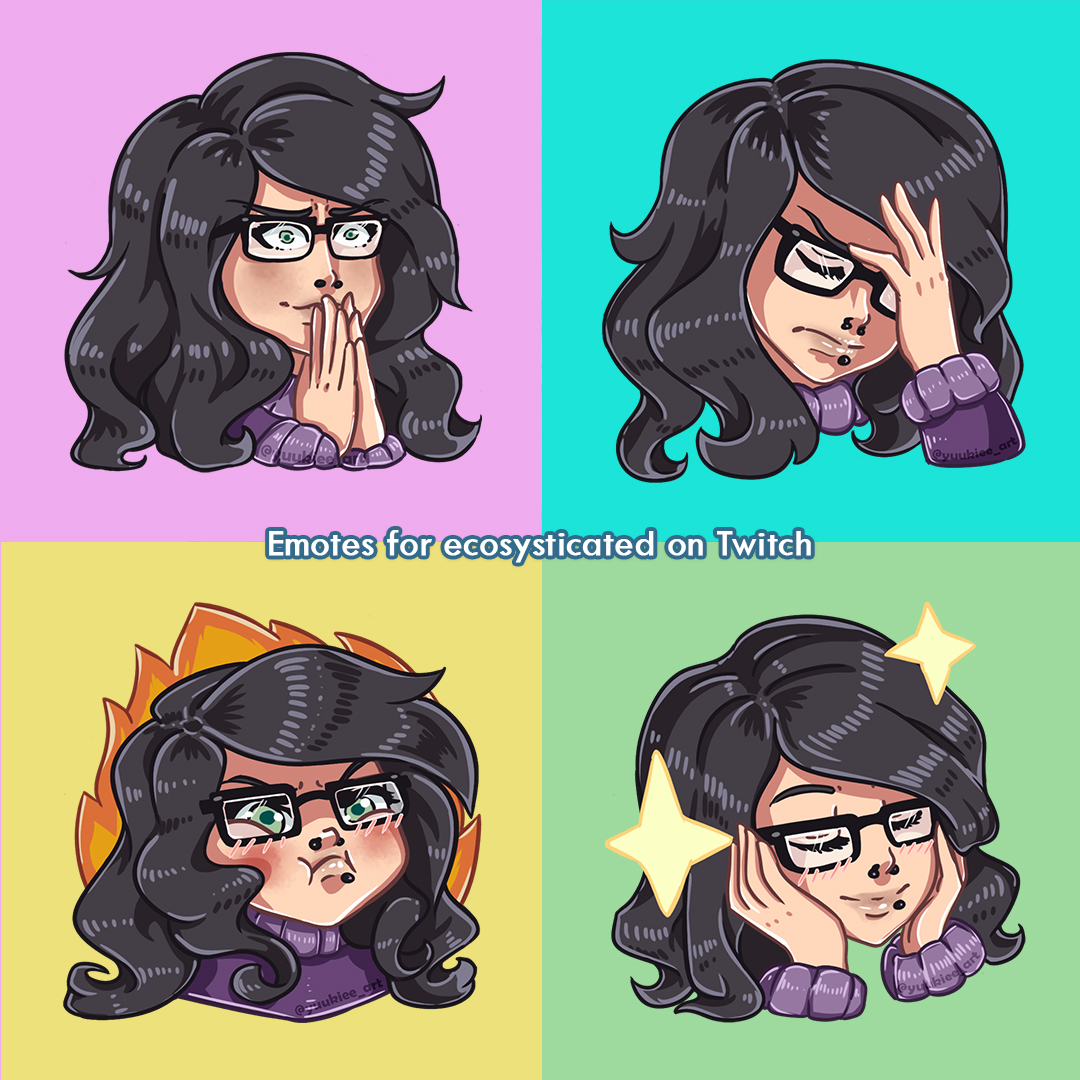 Emotes for Ecosysticated