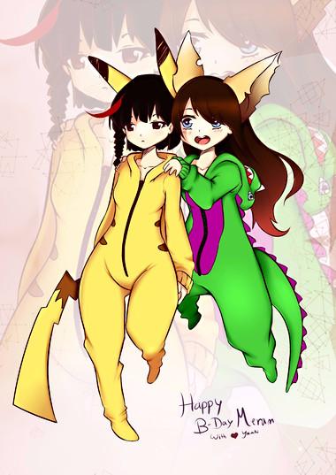 Meran and Yuukiee