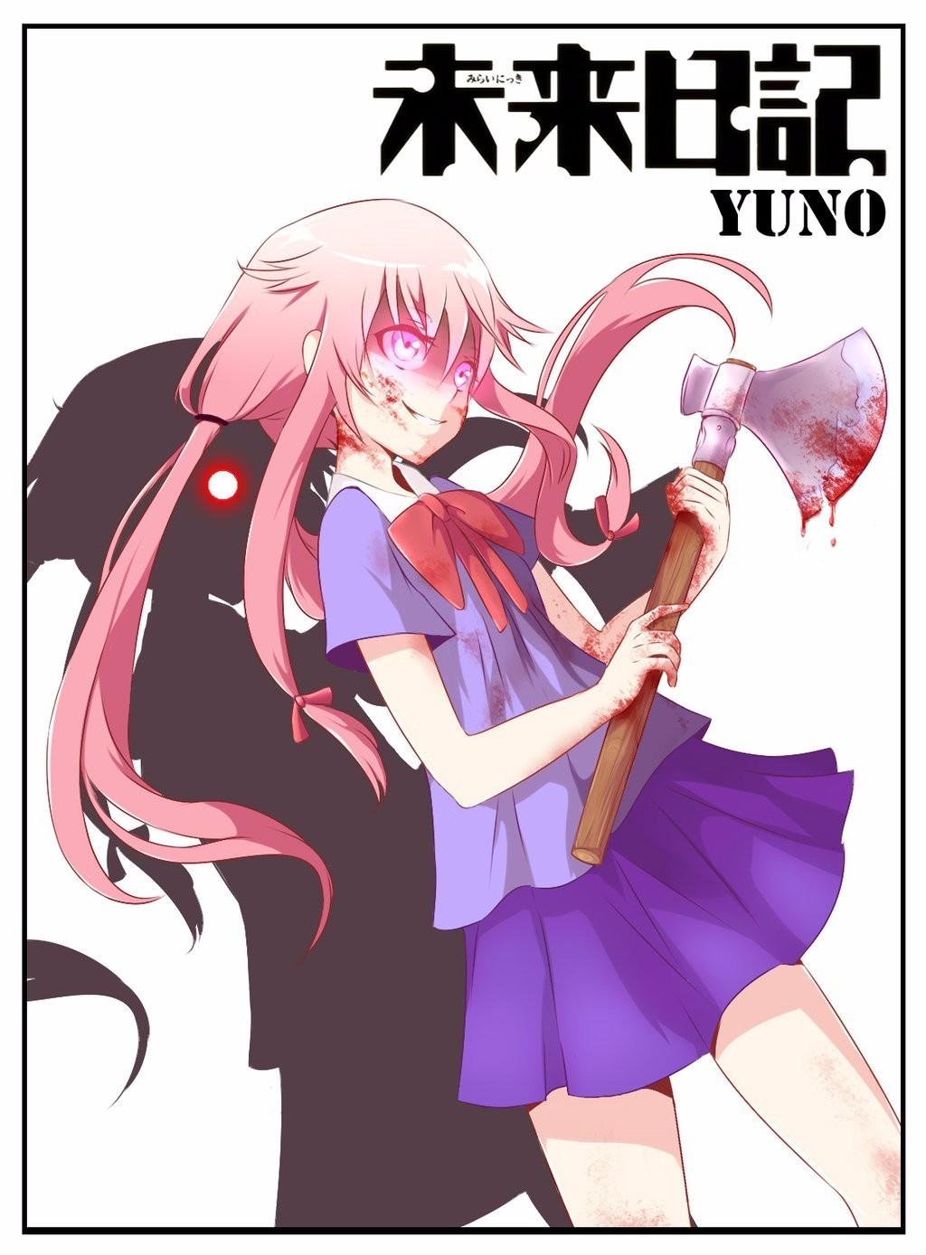 Yuno - Mirai Nikki