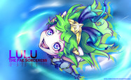 Star Guardian Lulu - League Of Legends