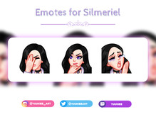 Emotes for Silmeriel.jpg