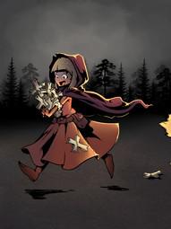 Night of the Full Moon - Nun