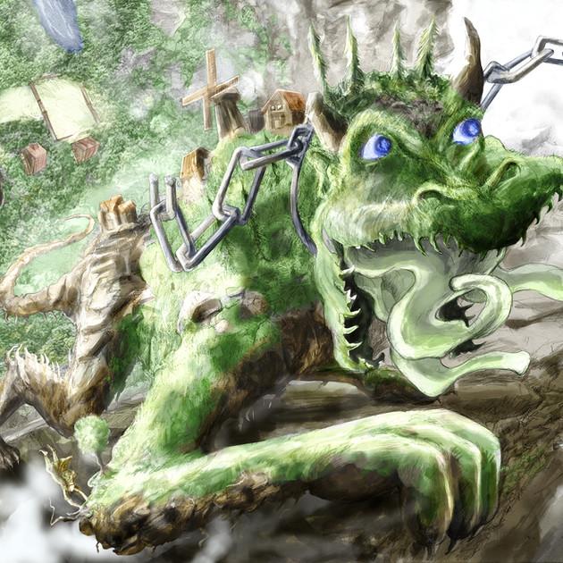 """""""Demon's Field Trip"""" (Unchained II)"""