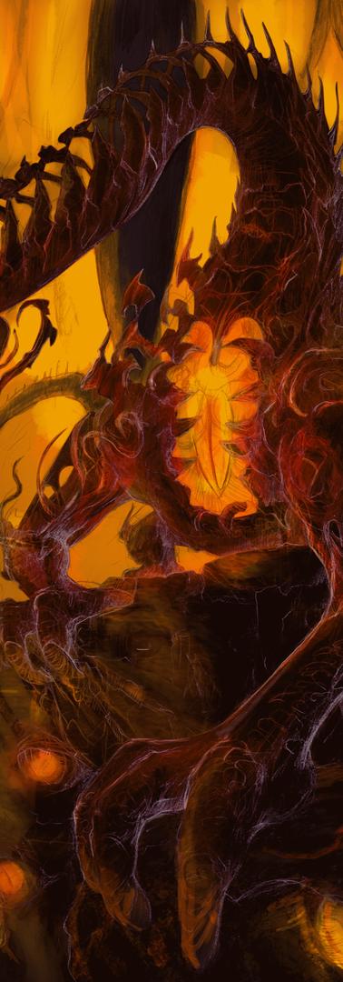 """Möbius Dragon"" (Chained II)"