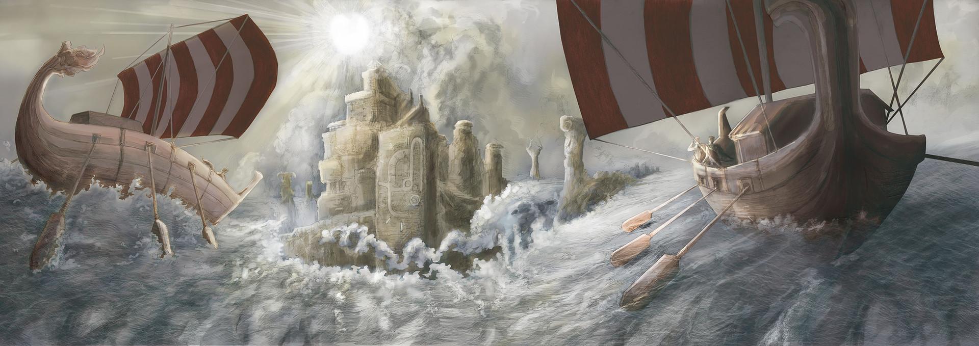 """Flight of the Phoenicians"""