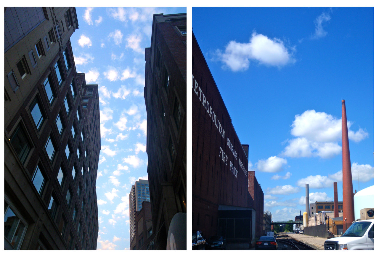 Industrial Clouds