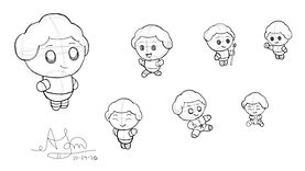 ALerma_Toon_Andres_Doll_character_design