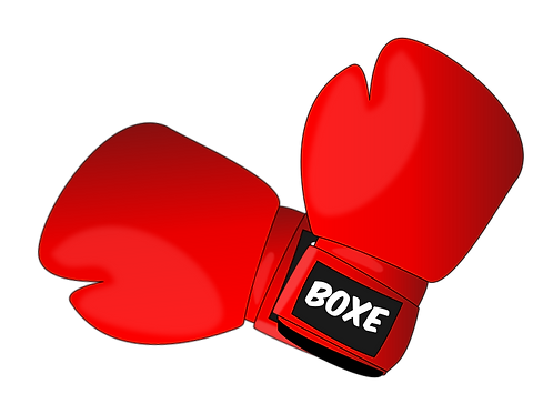 Kids Boxing Class upfront