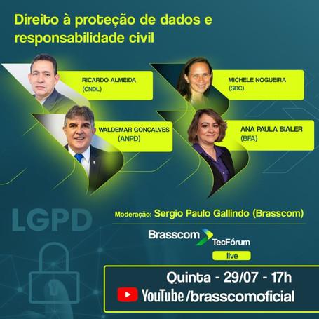 Brasscom2021 - Indicação da SBC ao CNPD