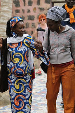 Aïcha Aïdara et Dieynaba S. Baldé