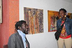 Bouna Medounne Seye et Dieynaba S. Baldé