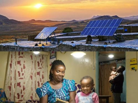 Why solar in Africa? A simple reminder