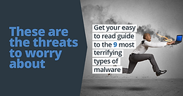Latest eGuide - These are the Threats to Worry About