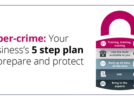 Latest eGuide - Cyber-Crime: Your business's 5 step plan to prepare and protect