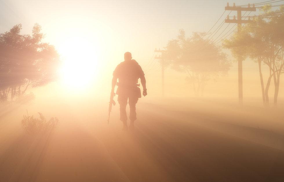 solider mental health fog PTSD