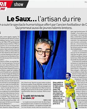 Yannick Le Saux L'équipe 4.11.2018