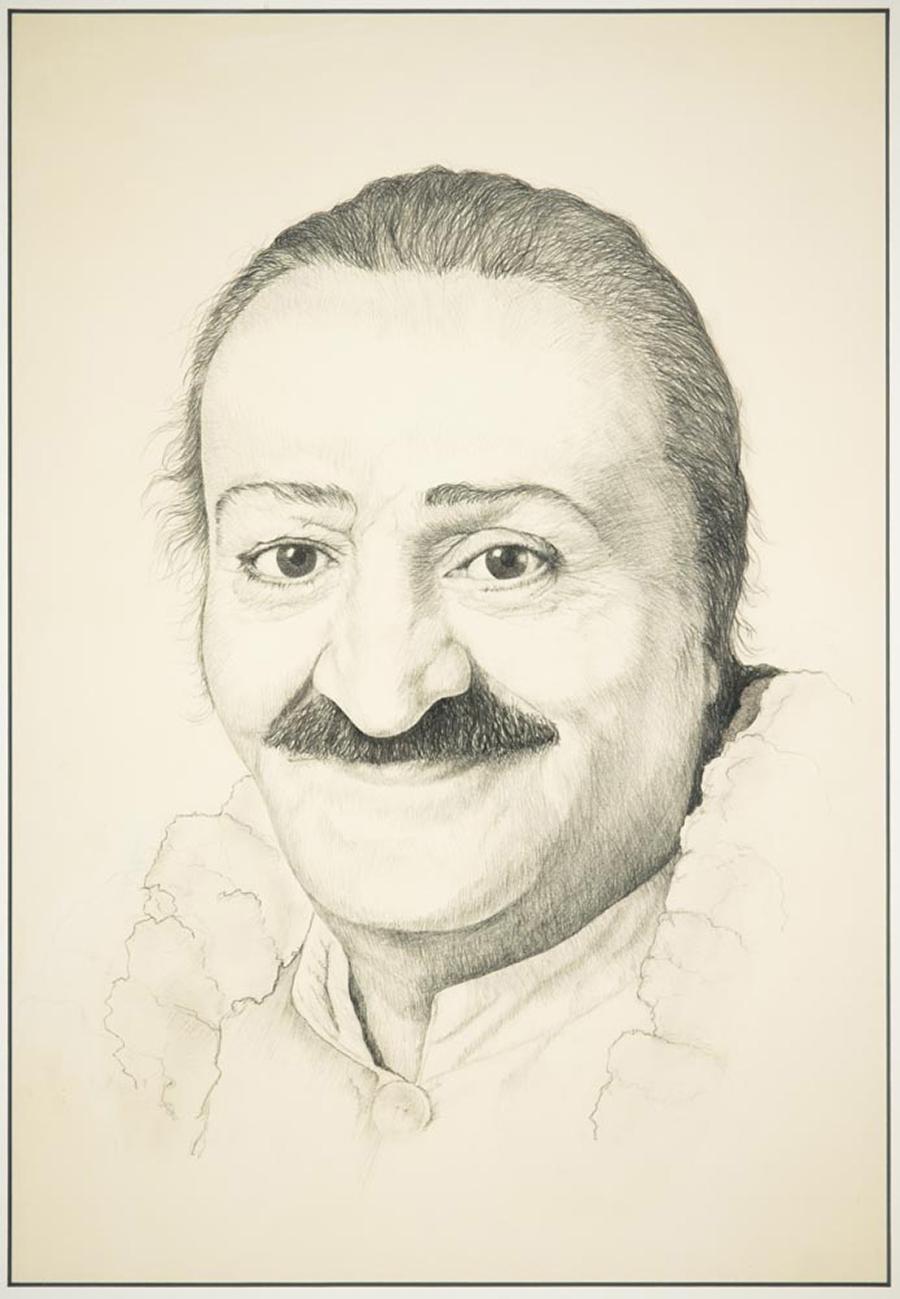 Meher Baba, 1956