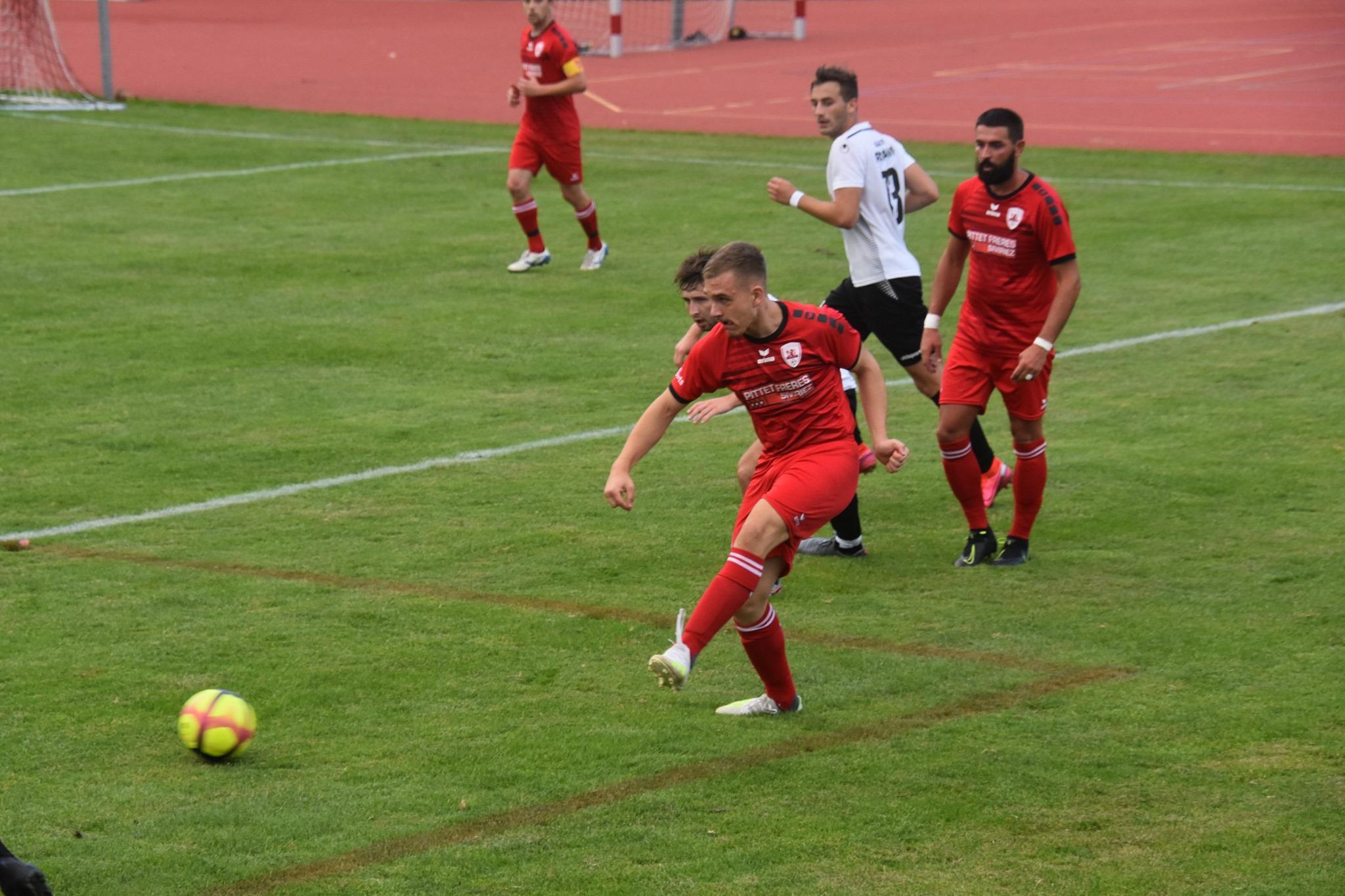 FC Planfayon - FC Siviriez
