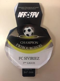 Finales de promotion 3ème/2ème ligue