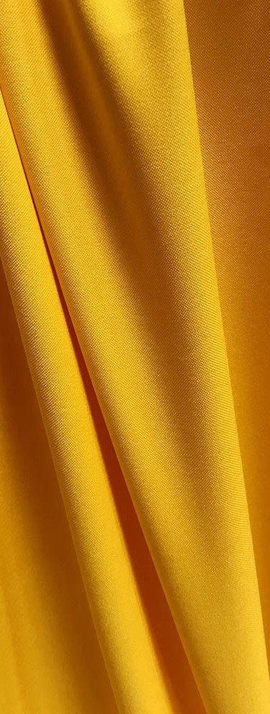 Basic Yellow Backdrop