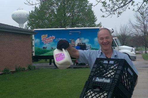 Sponsor 1 month of milk