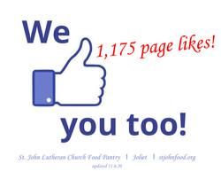 We like you too 1175
