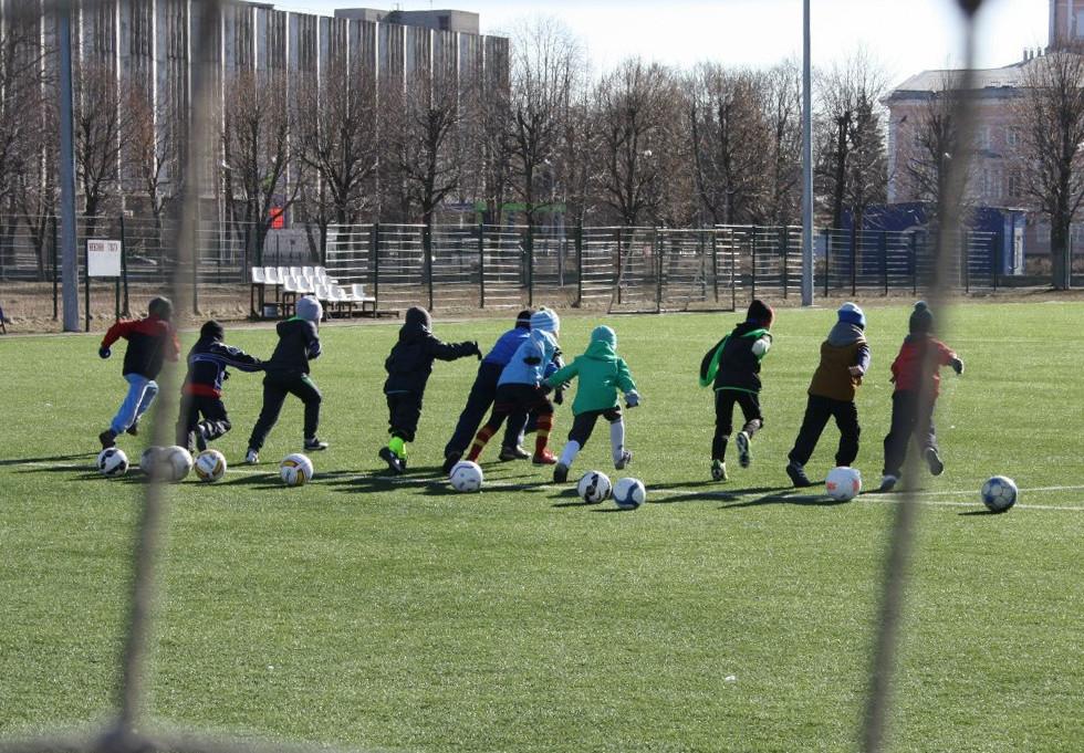 Стадион Невского завода