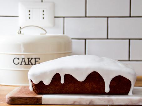 A Heavenly Lemon Drizzle Cake