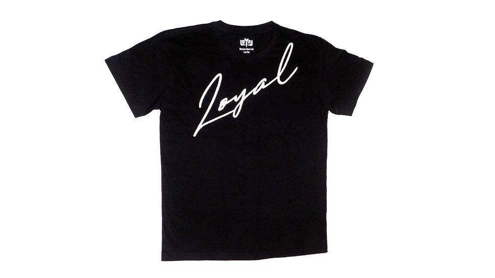 """L.O.Y.A.L """"Autograph"""" T-Shirt"""