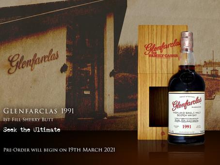 SEEK THE ULTIMATE - GLENFARCLAS 1991
