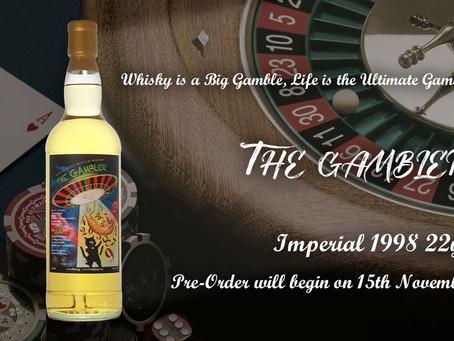 The Gambler第2弾インペリアル1998 22年をリリースいたします