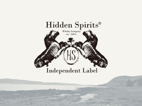 HIDDEN SPIRITS社商品の取り扱いを開始いたします。