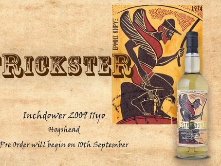 TRICKSTER第2弾「INCHGOWER 2009 11YO」をリリースいたします