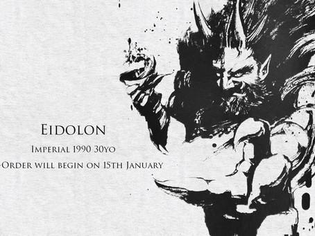 EIDOLON 第4弾 IMPERIAL 1990 30yoをリリースいたします