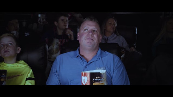 Paul Rushforth x Landmark Cinemas
