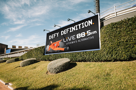 LiVE 885 - Defy Definition