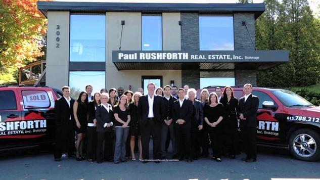 Paul Rushforth - Make Your Move