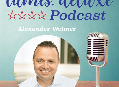tumes.org **** deluxe Podcast #67 - Alexander Weimer CEO von CreaCheck