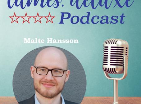 tumes.org **** deluxe Podcast #65- Malte Hansson