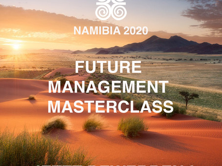 FUTURE MANAGEMENT MASTERCLASS 2020