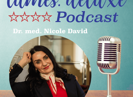 tumes.org **** deluxe Podcast #62- Dr. med. Nicole David
