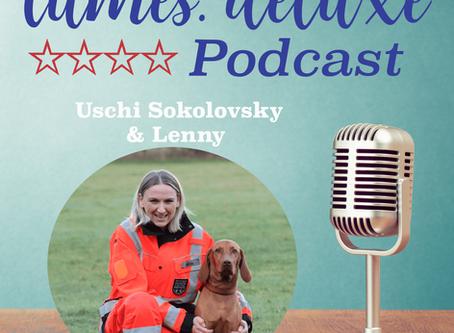 tumes.org **** deluxe Podcast #66- Uschi Sokolovsky & Lenny