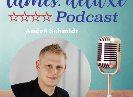 tumes.org **** deluxe Podcast #59 - André Schmidt - Analyst für Raumpotenzial!