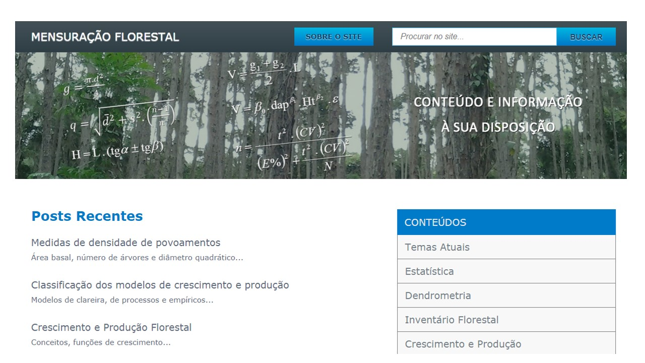 Mensuração Florestal - Carlos Pedro Boechat Soares