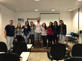 Defesa de mestrado de Julyana Viana