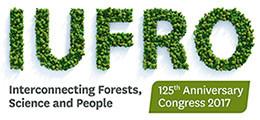 Logotipo do 125th Anniversary Congress 2017 (Imagem: IUFRO)