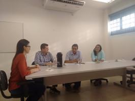 Defesa de mestrado de Sandra Pires