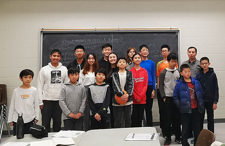 Class of Students 学生