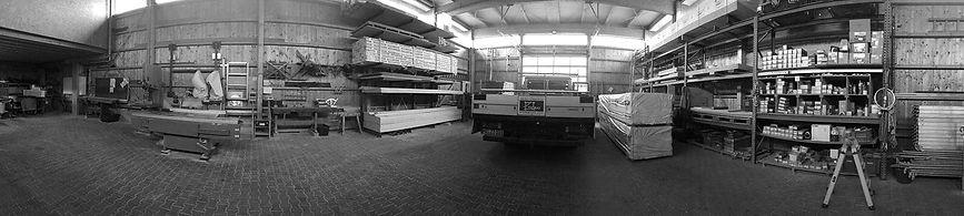 Halle der Holzbau Thomas GmbH
