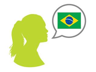 Língua Portuguesa vai na bagagem de mão?